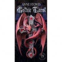 Karty Fournier Tarot Gotycki Anne Stokes