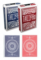 Karty Tally Ho Circle Back, Poker