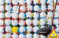 Puzzle Piłki do golfa