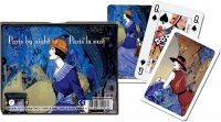 Karty Piatnik Paryż Nocą