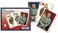 Piłsudski - luksusowe 2 talie kart