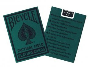 Karty Bicycle Tactical Field