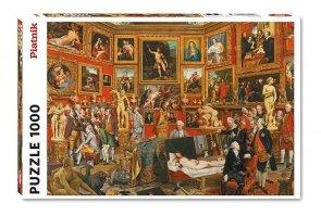 Puzzle Piatnik Zoffany, Trybunał Galerii Uffizich 1000el.