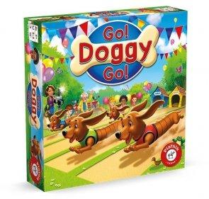 Go Doggy Go! Piatnik