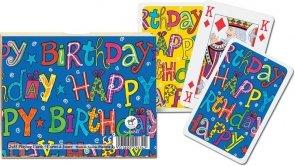 Urodziny - 2 talie