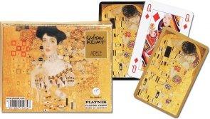 Karty Piatnik Klimt, Adela