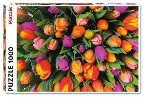 Puzzle Tulipany 1000el.