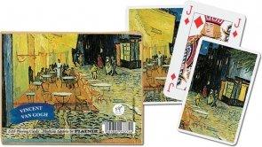 Karty Piatnik van Gogh, Kawiarnia w nocy