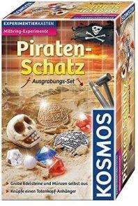 Zestaw archeologiczny Skarb Piratów