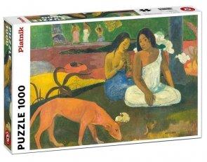 Puzzle Gauguin, Arearea Piatnik