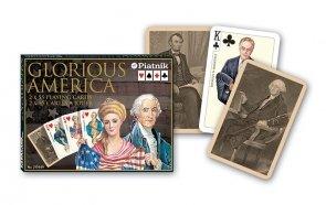 Karty Piatnik Glorious America