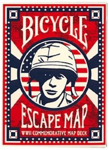 Karty Bicycle Escape Map