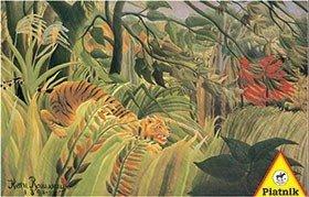 Rousseau, Tygrys w tropikalnej burzy