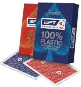 Fournier EPT 100% Plastik