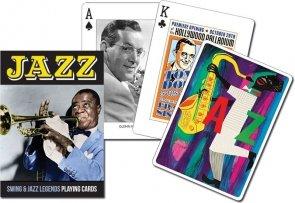 Karty Piatnik Legendy swingu i jazzu
