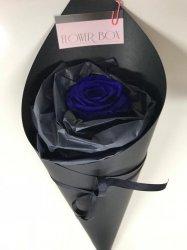 Nowość!Pojedyńcza wieczna róża