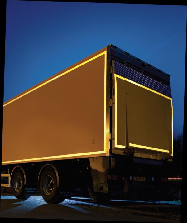 3M DG3 Taśma konturowa serii 983 żółta