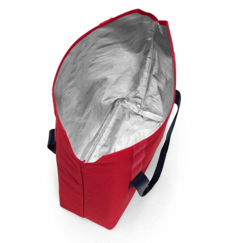 Torba na lunch Fresh Lunchbag Iso L kolor Red, firmy Reisenthel