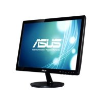 Monitor 18.5  VS197DE 5ms ASCR LED TN VGA KENSINGTON
