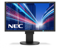 Monitor 23 EA234WMi IPS W-LED, DisplayPort, DVID Czarny