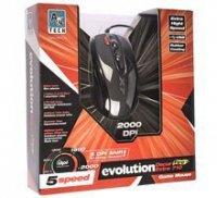 Mysz EVO XGame Opto X710 Extra Fire
