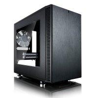Define Nano S Black Window 3.5'HDD/2,5'SSD ITX