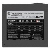 Litepower II Black 450W (Active PFC, 2xPEG, 120mm)