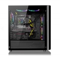 View 22 Tempered Glass - Black