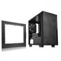 Versa H18 microATX USB3.0 Window - Black