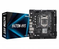 Płyta ASRock H470M-HVS /H470/DDR4/SATA3/USB3.1/PCIe3.0/s.1200/mATX