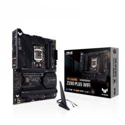 Płyta Asus TUF GAMING Z590-PLUS WIFI /Z590/DDR4/SATA3/M.2/USB3.2/WiFi/BT/PCIe4.0/s.1200/ATX