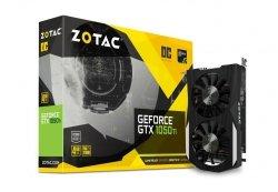 Karta graficzna GeForce GTX 1050 Ti OC 4GB GDDR5 128BT DP/HDMI/DVI-D/HDCP