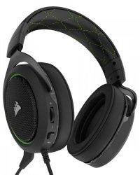 HS50 CARBON Stereo Gaming Headset                       GREEN