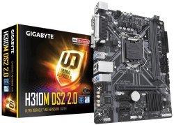 Płyta główna H310M DS2 2.0 s1151 2DDR4 VGA/USB3.1 m-ATX