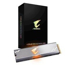 Dysk SSD AORUS RGB 256GB M.2 2280 PCIe NVMe 3100/1050MB/s