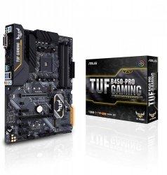Płyta główna TUF B450-PRO GAMING AM4 4DDR4 DVI/HDMI/M.2/USB3.1 ATX