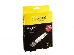 Dysk SSD wewnętrzny 256GB M.2 2280 Sata III Top