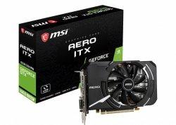 Karta graficzna GeForce GTX 1660 SUPER AERO ITX 6G OC 192BIT GDDR6 DVI-D/HDMI/DP