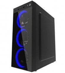 Obudowa Midi Tower Fornax 1500B niebieska