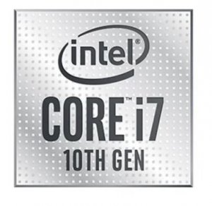 Procesor Core i7-10700 KF BOX 3,8GHz, LGA1200