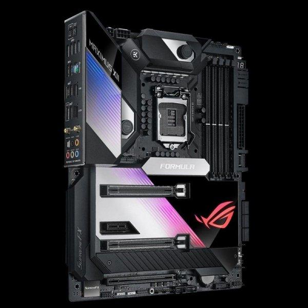 Płyta Asus ROG MAXIMUS XII FORMULA /Z490/DDR4/SATA3/USB3.1/WiFi/BT/PCIe3.0/s.1200/ATX