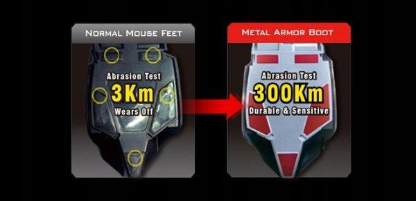 A4 Tech Zestaw podkładka + mysz BLOODY USB Q8181S