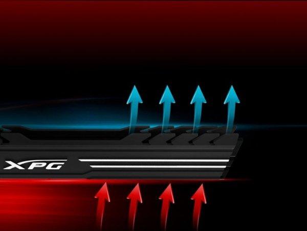 Adata DDR4 XPG GAMMIX D10 8GB 3000MHz(AX4U300038G16-SBG)