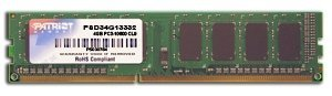 DDR3 Signature 4GB/1333(1*4GB) CL9