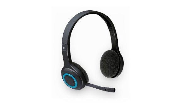 H600 Bezprzewodowe słuchawki z mikrofonem  981-000342