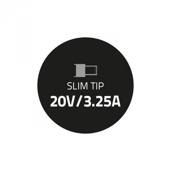 Zasilacz do IBM Lenovo 65W | 20V | 3.25A | slim tip