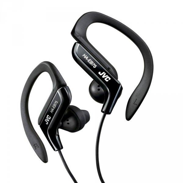 Sportowe słuchawki HA-EB75-B-E CZARNE
