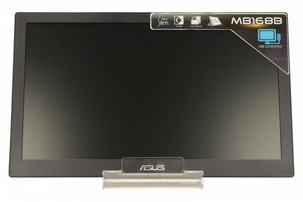 Monitor 15.6 LED MB168B 16:9, USB3.0, 1366x768, 5W