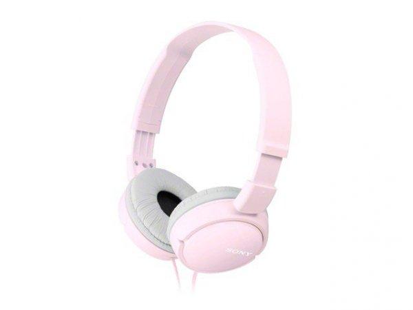Słuchawki MDR-ZX110 różowe