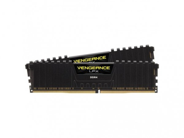 DDR4 Vengeance LPX 16GB /2400(2*8GB) CL16 BLACK